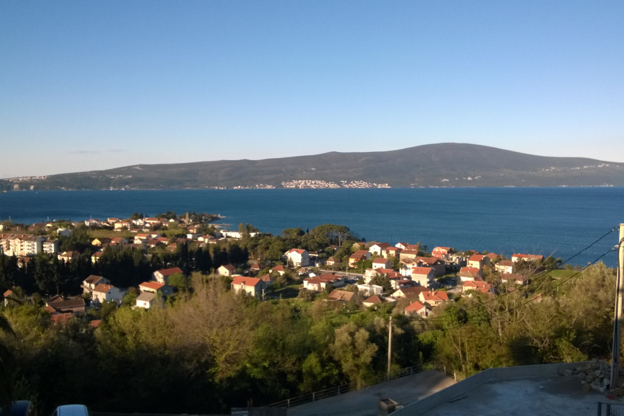 Cosy apartments in Tivat