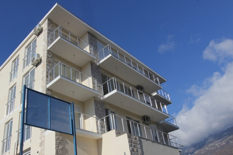 Marvelous apartments in Budva