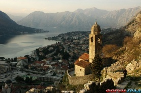 Apartment with three bedrooms in old town of Kotor