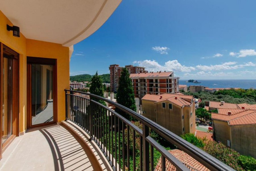 Apartments in Petrovac