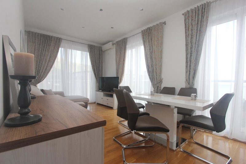 Luxury apartment in Becici