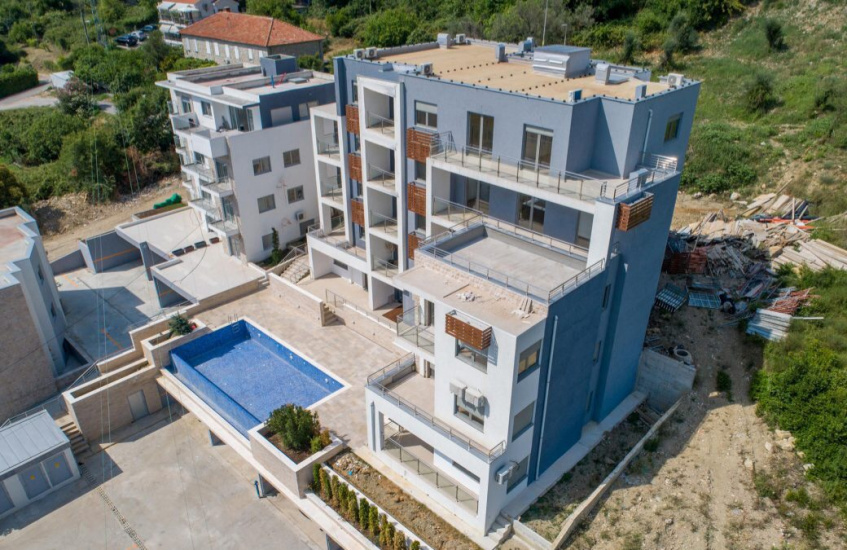 Apartments in Tivat