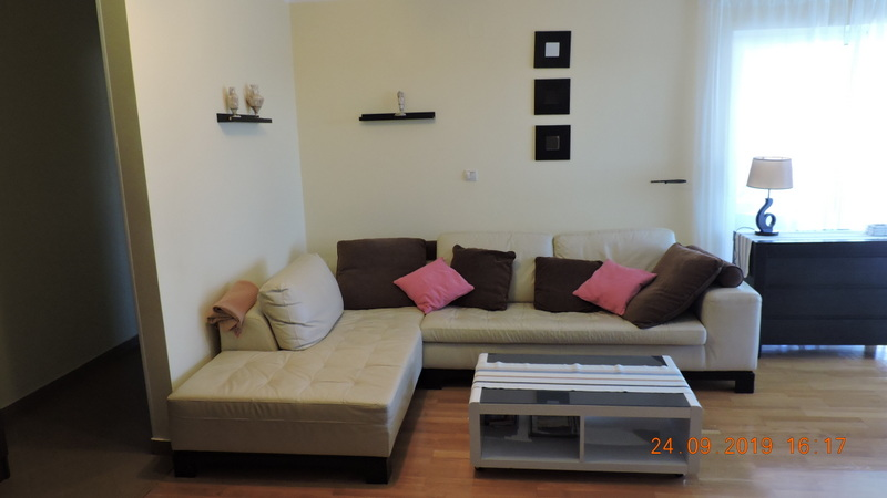 A furnished apartment in Petrovac