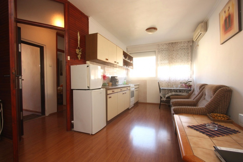 A furnished apartment in Budva center
